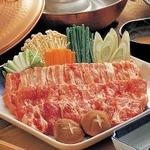 【北海道】 北海道放牧豚のしゃぶしゃぶ