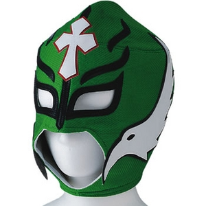メキシコ プロレスマスク 「レイミステリオ」 の詳細をみる