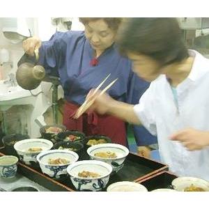 旅館の名物賄い・島茶漬け(鯛・烏賊)/6人前ギフトセット