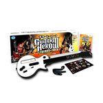 任天堂Wii ギターヒーロー3 レジェンド オブ ロック(ギターヒーロー専用コントローラ同梱)