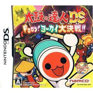 任天堂 DS 太鼓の達人DS ドロロン! ヨーカイ大決戦!! + シークレットソフト3本 + アクセセット セット