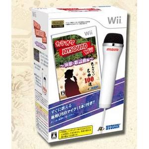 Wii カラオケJOYSOUND 演歌・歌謡曲編