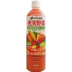 伊藤園 充実野菜 緑黄色野菜ミックス 930ml×24本セット