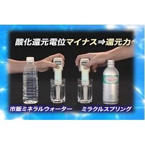 高濃度水素水 ミラクルスプリング 30本入り