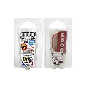 CONDOM BOX24+レッドバンド の詳細をみる
