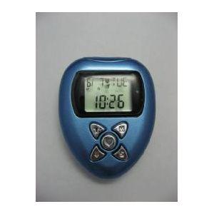 指を10秒当てるだけのワンタッチ測定ワンタッチ 電子脈拍計 SM-66BL