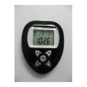 指を10秒当てるだけのワンタッチ測定ワンタッチ 電子脈拍計 SM-66BK