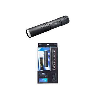 ELPA 1W LEDライト DOP-013BK