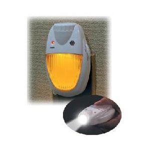 ELPA 充電式 LEDセンサー付ライト+懐中電灯 TDH-300