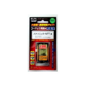 コードレス電話機用大容量交換充電池 NiMH THB-027(パナソニック・NTT 用)