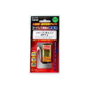 コードレス電話機用大容量交換充電池NiMH THB-180(シャープ・キャノン・NTT 用)