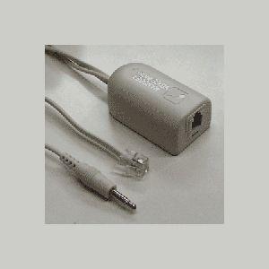 ミヨシ(MCO) 受話器用 録音アダプタ MRH-441W/N