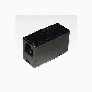 ミヨシ(MCO) モジュラ中継アダプタ6極4芯 MA-40BK