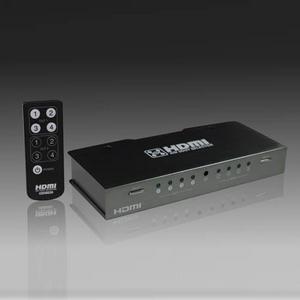 ミヨシ(MCO) HDMIセレクター(アクティブタイプ) HDS-42A