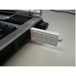 暗証番号機能付 セキュリティメモリ 「ロッキーメモリ」 RM-4G