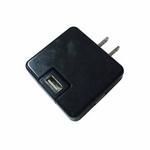 ミヨシ (MCO)USB→AC充電アダプタ IPA-01 ブラック