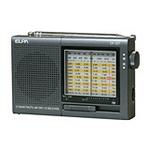 ELPA AM/FM/短波ラジオ ER-20T