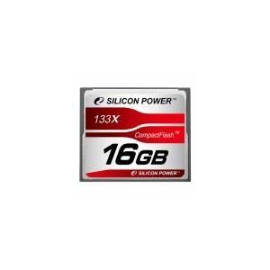 シリコンパワー 133倍速コンパクトフラッシュ16GB SP016GBCFC133V10
