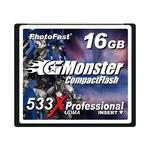 PhotoFast G-Monster 533倍速 PLUSテクノロジー コンパクトフラッシュカード16GB GM-533CF16ML