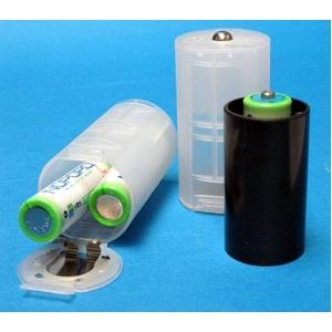 備蓄用に最適 水電池nopopo お買い得パック(電池サイズ変換アダプタ付) NWP-30AD