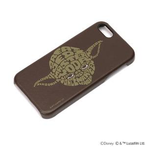 PGA スター・ウォーズiPhone 5s/5専用レザーハードケース ヨーダ PG-DCS330YD