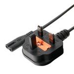 ミヨシ(MCO) 海外対応電源ケーブル BFタイプ 0.6m MBC-TBF/06 【3本セット】の詳細ページへ