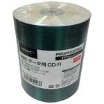 磁気研究所 TYコードシリーズ HIDISC CD-Rデータ用48倍速 700MB 銀盤ノンプリンタブルシュリンクパック100枚 TYCR80YS100B-6P【6個セット】の詳細ページへ