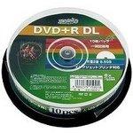 磁気研究所 HIDISC DVD+R DLデ-タ用メディア レーベル ワイドタイプ プリンタブル白10枚 HDD+R85HP10 【20個セット】の詳細ページへ