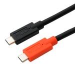 ミヨシ USB Type-C - Type-Cケーブル USB PD対応 /eMarker内蔵 0.5m UPD-205/BKの詳細ページへ