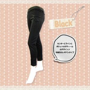 エンジェルシェイプパンツASP-003 ブラックM