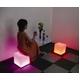 癒しのイルミネーションチェアー LED付キュービックチェアー 写真3