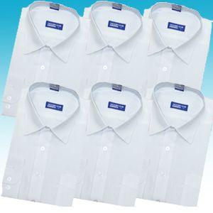 超買得!ワイシャツ、スウェット14点ホワイトセット LL