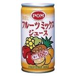 えひめ飲料 ポン フルーツミックスジュース 190g 60本セット