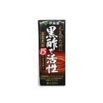 伊藤園 黒酢ともろみ酢ドリンク 200ml 48本セット