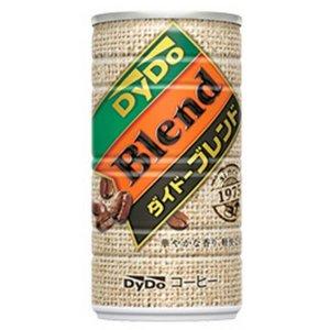 ダイドー ブレンドコーヒー 185g 60本セット