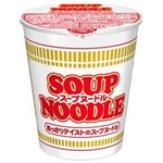 日清食品スープヌードル 40個セット