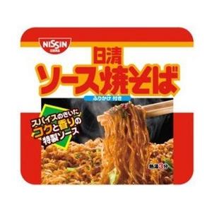 日清食品 日清 ソース焼そば カップ 36個セット