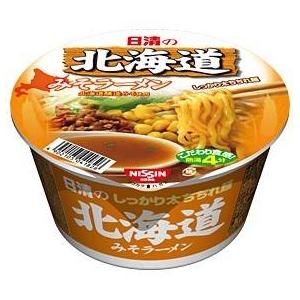 日清食品 日清の北海道みそラーメン 36個セット