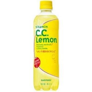 SUNTORY(サントリー) CCレモン 500ml 48本セット