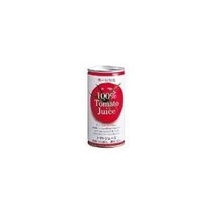 富永貿易 トマトジュース 190g 60本セット