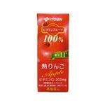 伊藤園 ビタミンフルーツ 熟りんご 紙パック 200ml 48本セット