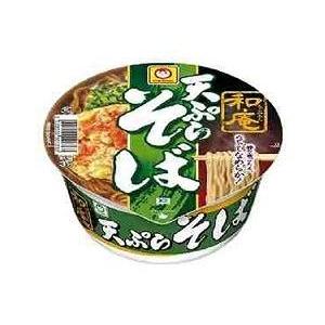 東洋水産 和庵 天ぷらそば 88g 36個セット