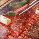 宮崎牛最高ランク(A-5)黒毛和牛 焼き肉用もも 1キロ(丸福秘伝のタレ付) 写真4