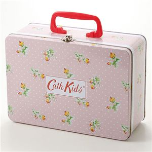 CATH KIDSTON(キャスキッドソン) 缶ボックス入り テーブルウェア ピンクスプリット