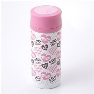 HALEIWA(ハレイワ) マグボトル 350ml CheckHeart Pink