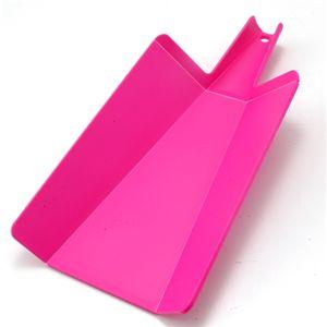 joseph joseph(ジョセフジョセフ) Chop 2Pot & ホールディングコランダー 【同色2個セット】 ピンク