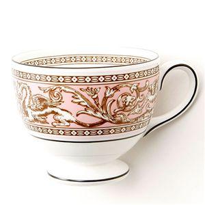 Wedgwood(ウェッジウッド) リィーカップ&ソーサー フローレンティーンピンク