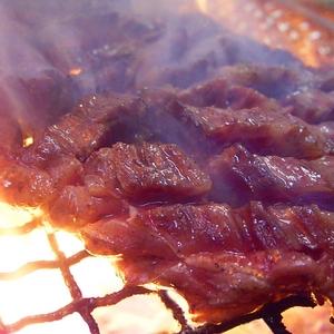 タレ漬け◇炎の焼肉ステーキ◇2.0kg