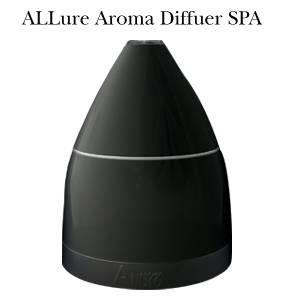 アルル アロマデフューザー SPA AD-004 ブラック