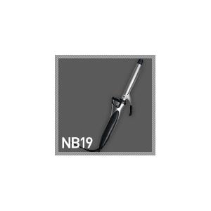 NOBBY(ノビー) マイナスイオンヘアーアイロン NB19
